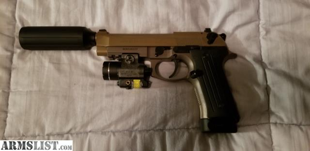 ARMSLIST - For Sale: Beretta M9A3 9mm Handgun