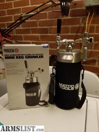 ARMSLIST - For Sale/Trade: Matco Tools portable mini keg system