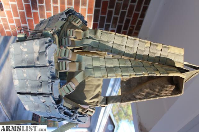 ARMSLIST - For Sale: Eagle Industries H-harness HG-VS-MS Khaki with