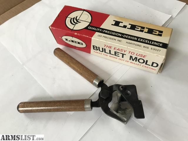ARMSLIST - For Sale: Lee Bullet Mold  356 111gr
