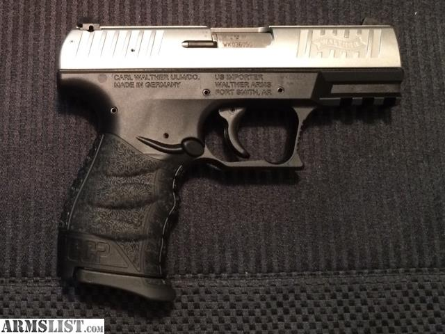 ARMSLIST - For Sale: Walther CCP M1 in 9mm, 2 mags, IWB holster