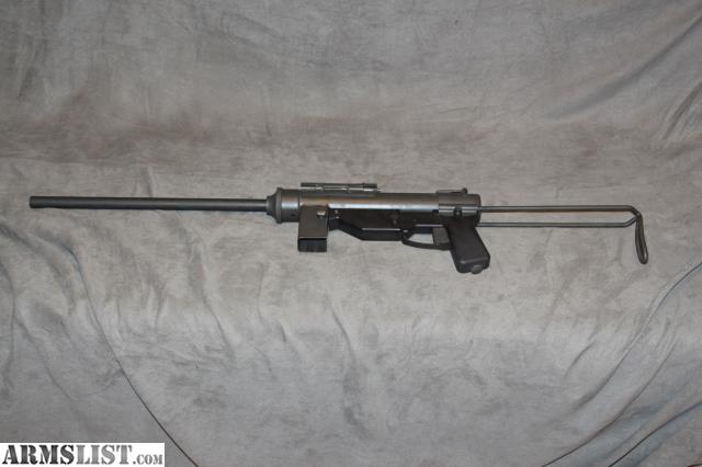 ARMSLIST - For Sale: grease gun M3A1 45 acp