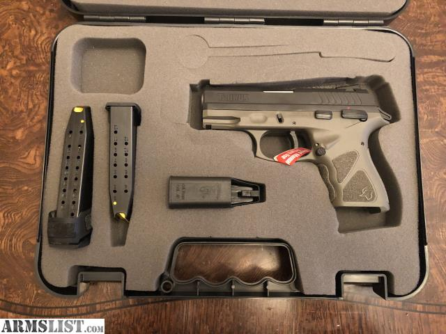 Taurus Th9 Trigger Upgrade