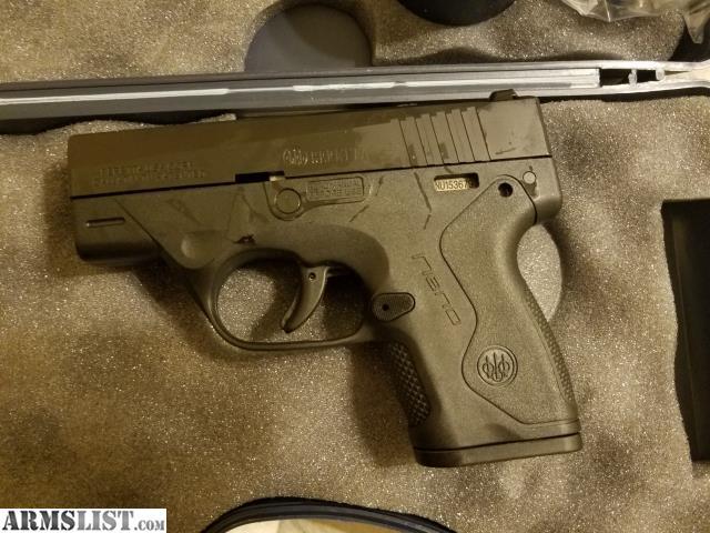 ARMSLIST - For Sale: Beretta Nano 9mm - BRAND NEW