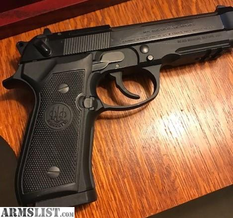 ARMSLIST - For Sale: Beretta 96A1 40 S&W