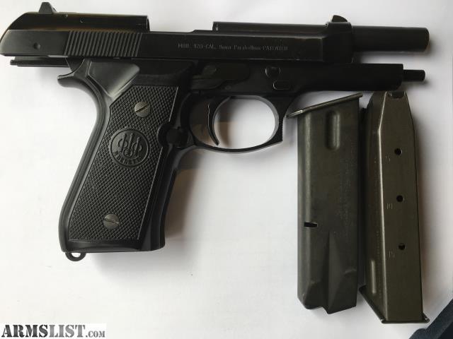 ARMSLIST - For Sale: Beretta 92D DAO
