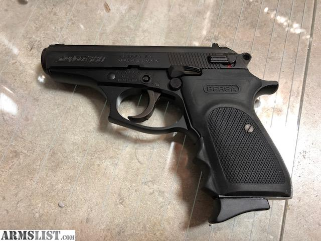 ARMSLIST - For Sale: Bersa Thunder  380 Auto Kit