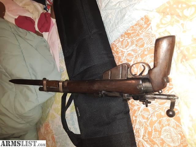 ARMSLIST - For Sale/Trade: 1942 L  Enfield no  4 mk1*  303