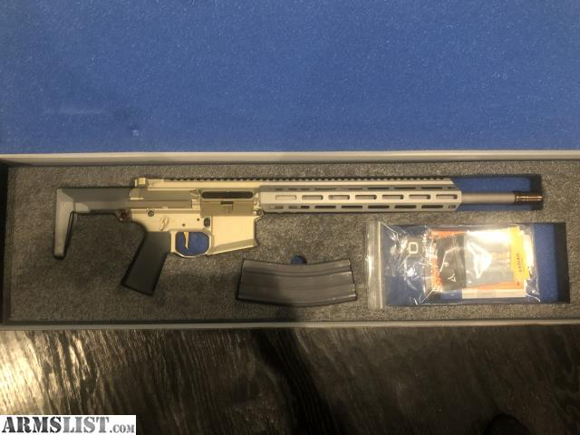 """ARMSLIST - For Sale: Honey Badger® by Q - 16"""" 300 BLK Rifle"""
