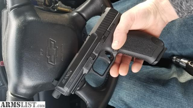 ARMSLIST - For Sale: canik tp9 sft suppressor ready