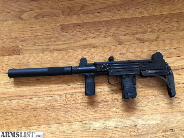 ARMSLIST - For Sale: IWI Walther Uzi 22lr
