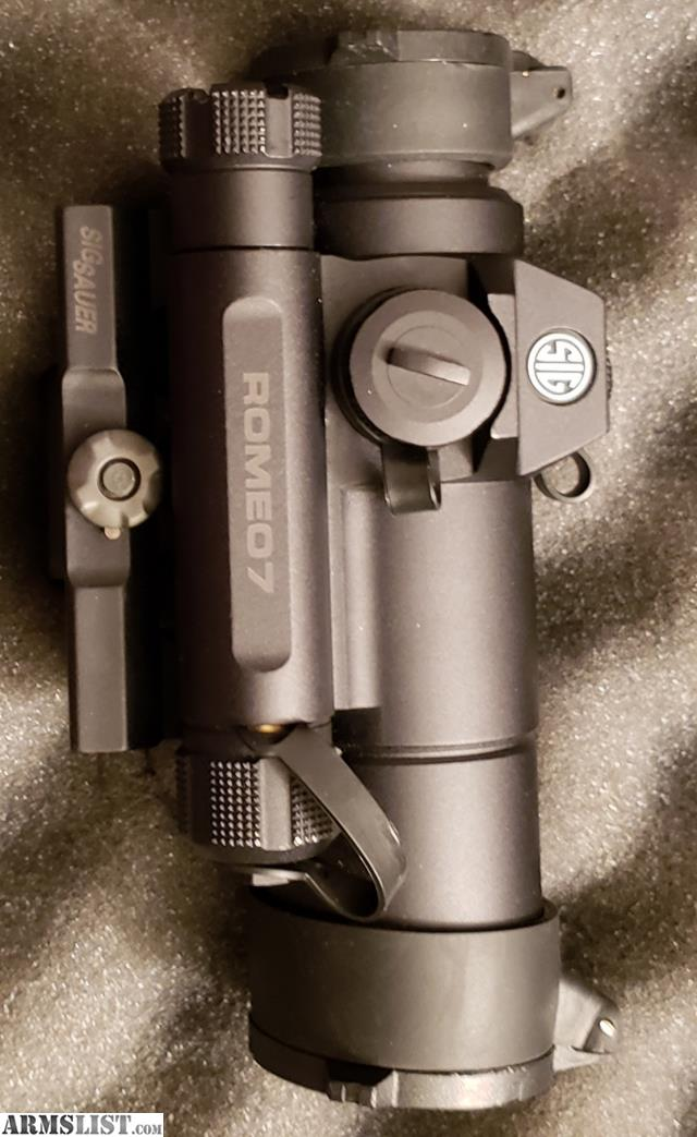 ARMSLIST - For Sale/Trade: Sig Romeo 7
