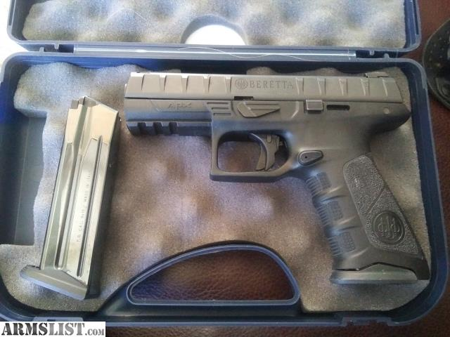 ARMSLIST - For Trade: Beretta APX 9mm
