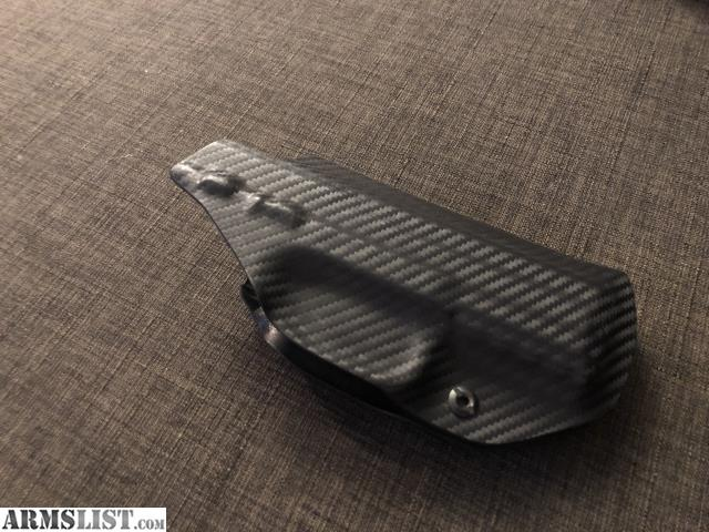 ARMSLIST - For Sale: FNS9 Kydex Holster (IWB left hand) (OWB