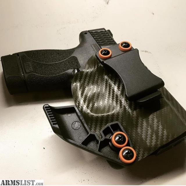 ARMSLIST - For Sale: IWB Holster Smith & Wesson shield  45