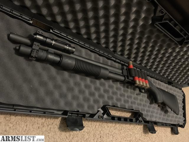 ARMSLIST - For Sale/Trade: Mossberg 590