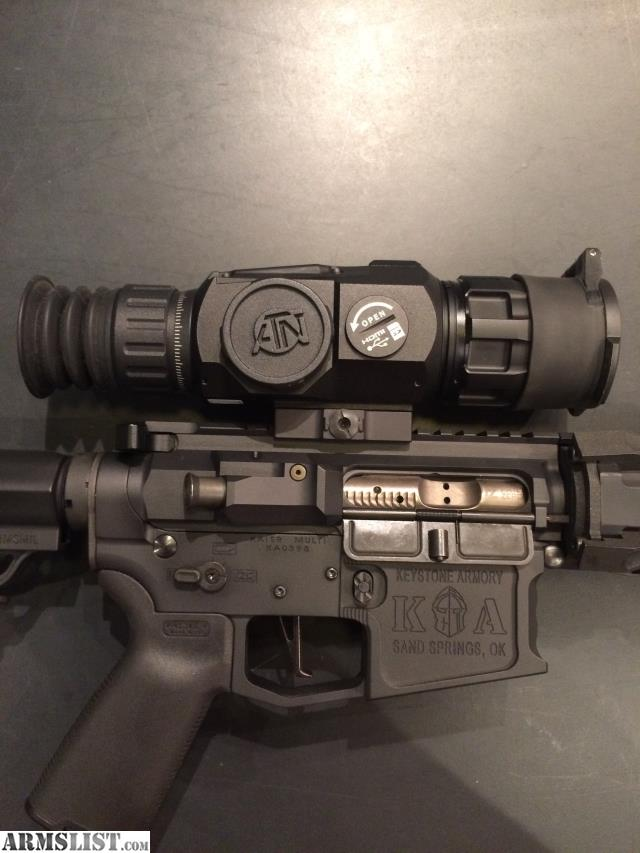 X25 Thermal Scope