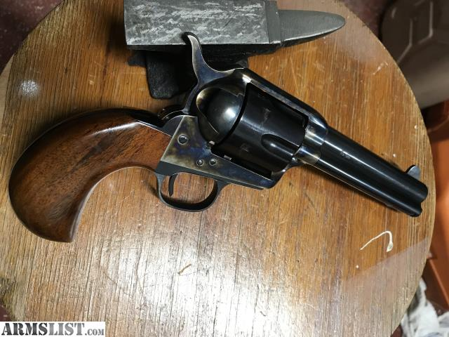 ARMSLIST - For Sale: Colt SINGLE ACTION ARMY 1873 UBERTI  38