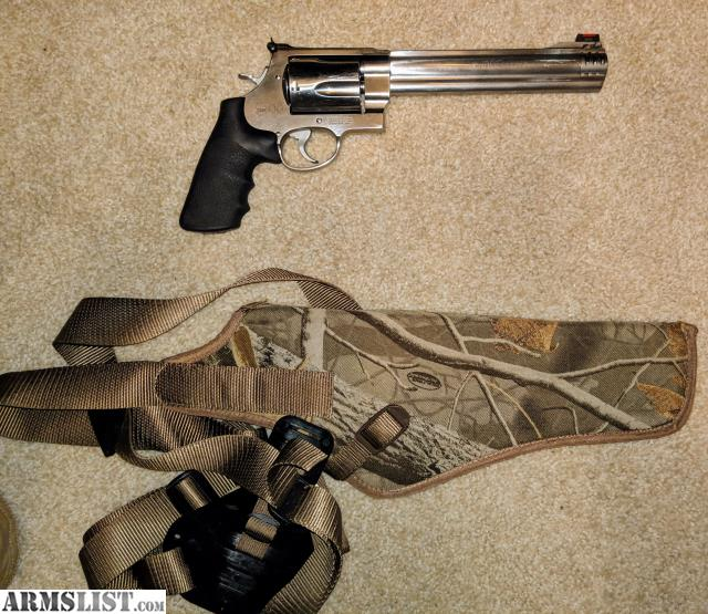 ARMSLIST - For Sale: Smith and Wesson 500
