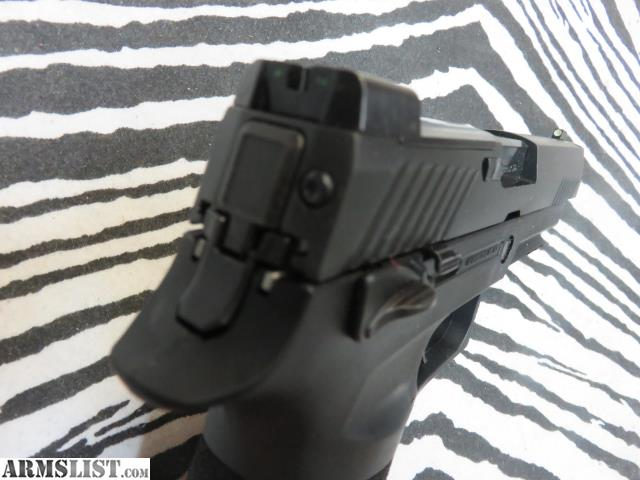 ARMSLIST - For Sale: Sig Sauer M17 Bravo P320 US Army 9mm