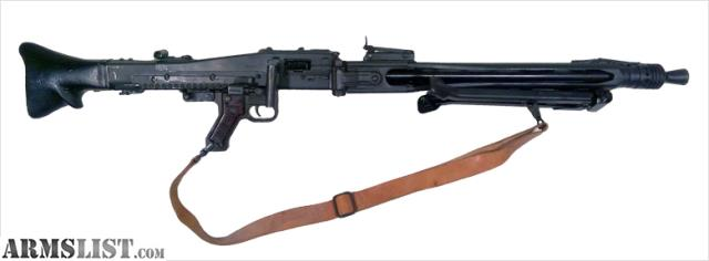 Mg42 Parts Kit With Receiver – HD Wallpapers