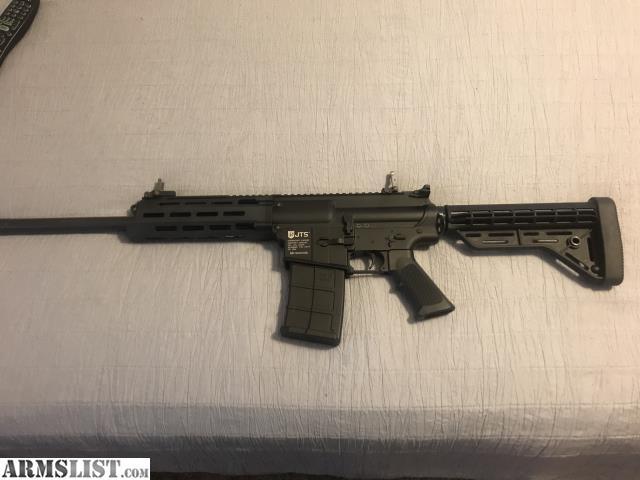 ARMSLIST - For Sale: JTS M12AR  12 gauge