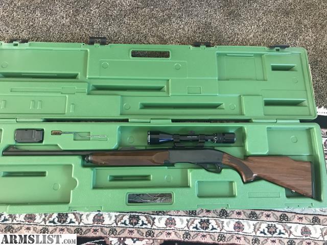 ARMSLIST For Sale Remington 7400 Semi Auto