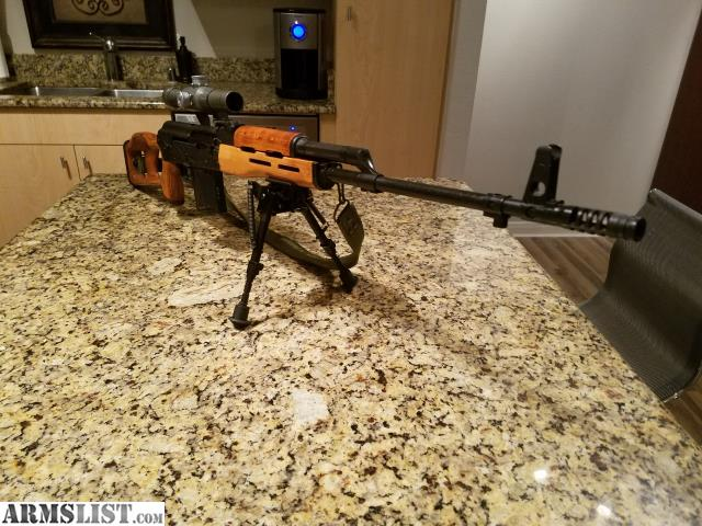 Dragunov sniper Rifle scope manual