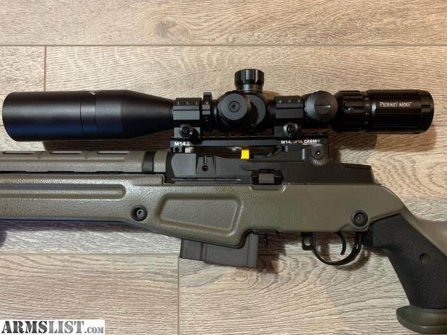 Armslist For Sale Springfield M1a Loaded With Jae Gen2 Stock