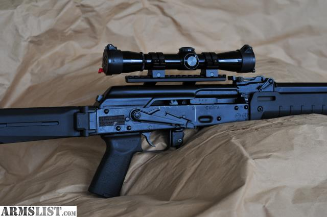 ARMSLIST - For Sale: You want an Izhmash Saiga Double Stack