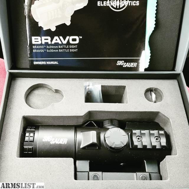 Sig Bravo 3 ::