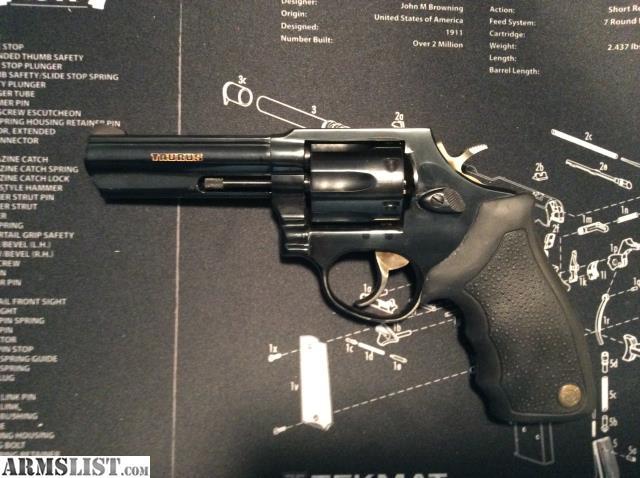 ARMSLIST - For Sale/Trade: Taurus 357
