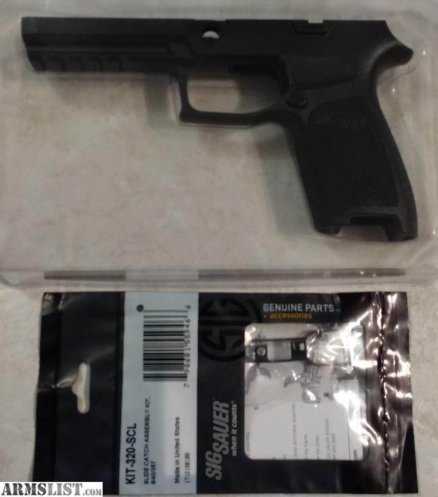 ARMSLIST - For Sale/Trade: Sig Sauer P320 / P250 Full Size Frame