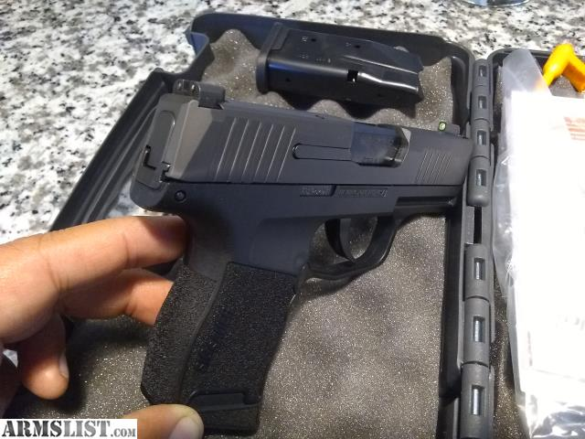 ARMSLIST - For Sale/Trade: Sig Sauer p365 Gen-2 w/Night Sights