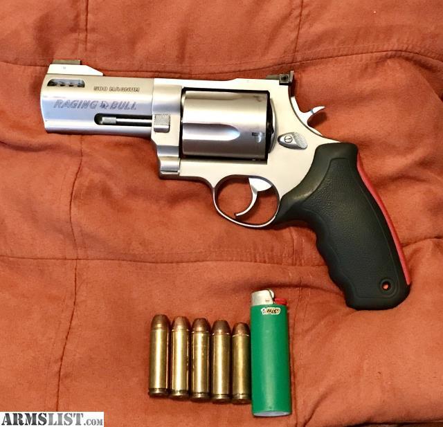 ARMSLIST - For Sale: Rare! Taurus Raging Bull 500 Magnum