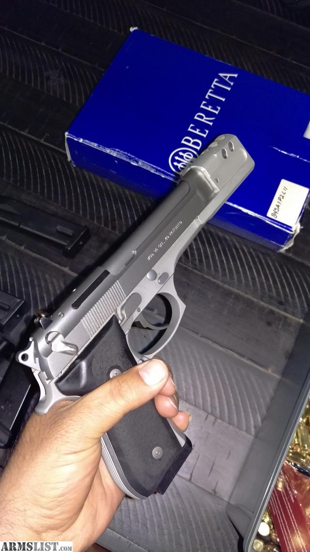 ARMSLIST - For Sale: Beretta 96FS INOX