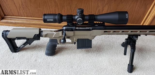 ARMSLIST - For Sale: Savage Custom Model 12