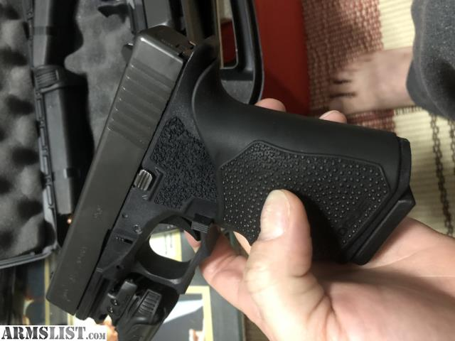 ARMSLIST - For Trade: Looking to trade my P80 G19