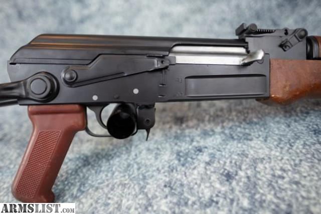 ARMSLIST - For Sale: Type 3 milled AK-47 Bulgarian Russian