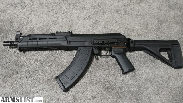 ARMSLIST - For Sale: C39v2 AK Pistol w Brace