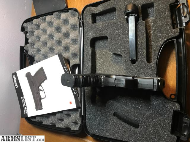 ARMSLIST - For Sale/Trade: Walther PPS 40 Gen 1