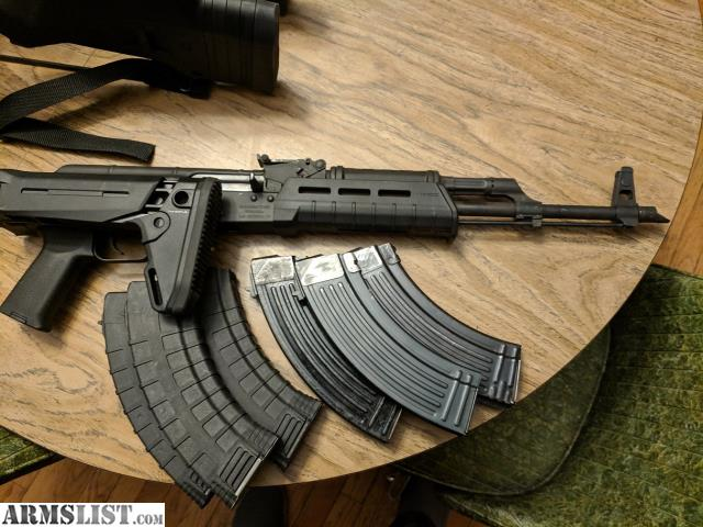 ARMSLIST - For Sale: Romanian WASR -10 AK-47 pattern rifle