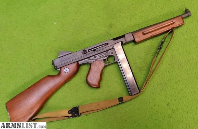 ARMSLIST - For Sale: Thompson M1A1 Submachine