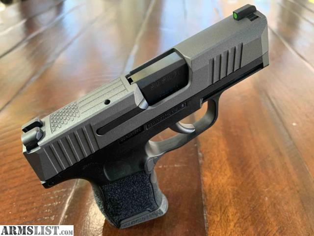 ARMSLIST - For Sale: Beautiful New Sig P365 with Custom Engraving