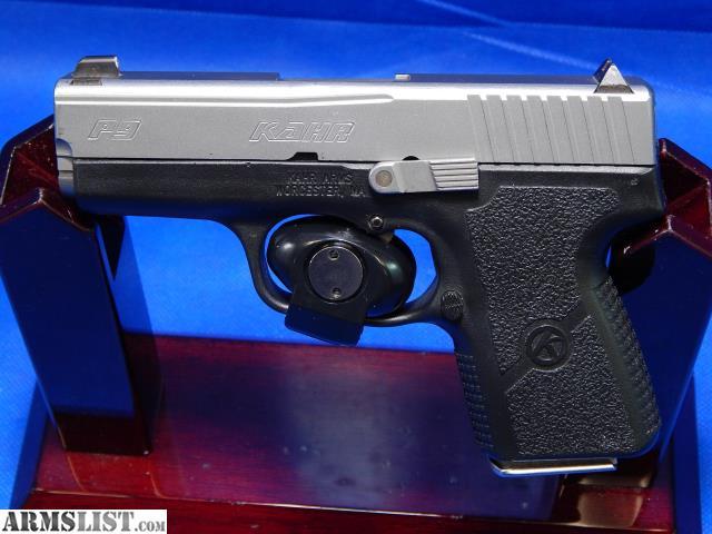 ARMSLIST - For Sale: Kahr Arms P9 Covert | 9mm | Pistol