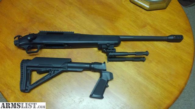ARMSLIST - For Sale: Mossberg MVP Flex  308/7 62 NATO