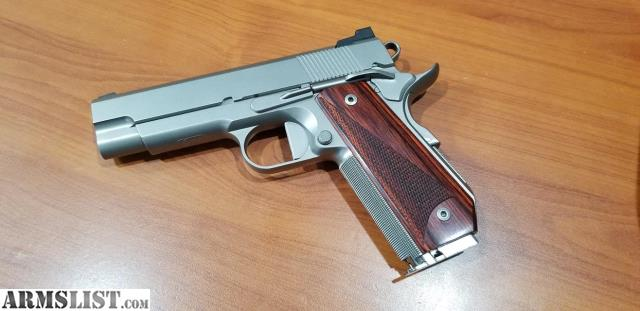 ARMSLIST - For Sale: Benchmark Precision LLC 1911 Commander @ Uncoiled