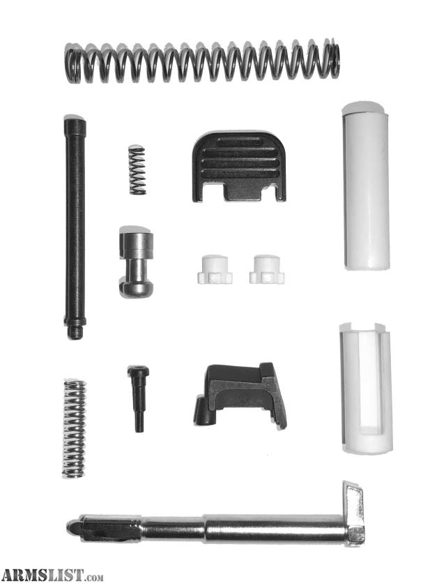 ARMSLIST - For Sale: Glock 17/19/26/34 Slide Parts Kit