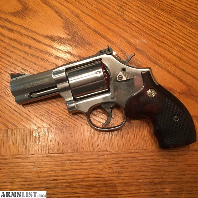 ARMSLIST - For Sale: Smith and Wesson 686+ TALO edition