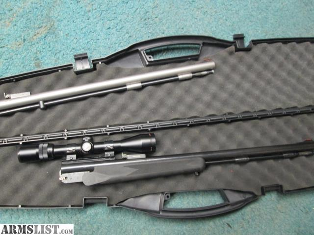 ARMSLIST - For Sale/Trade: Thompson Center Encore 209x50